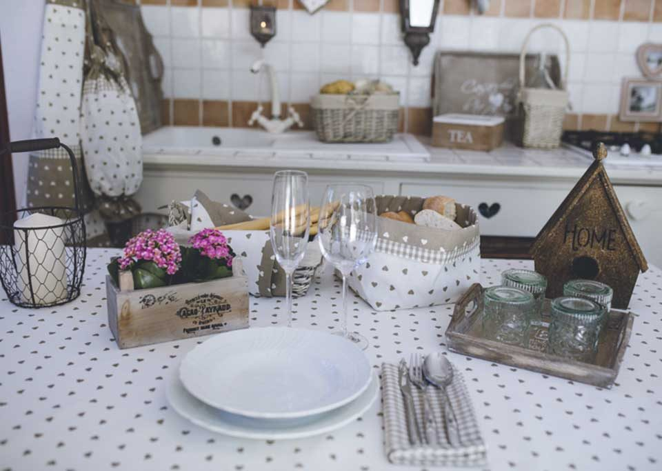 Cucina - Prodotti Home Decor - Nuvole di Stoffa